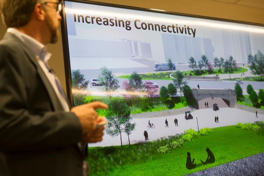 Jackson Park Framework Plan - 5th Ward Meeting - La Rabida Children's Hospital #006