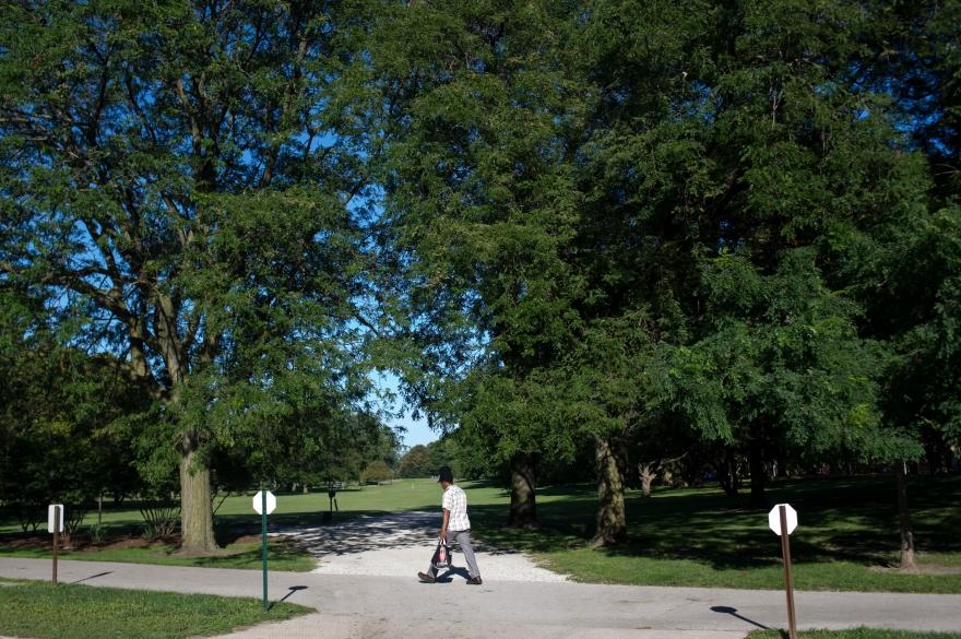 Jackson Park:South Shore Cultural Center Access #013