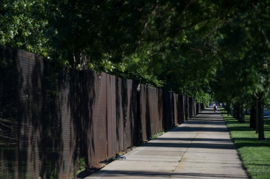 Jackson Park:South Shore Cultural Center Access #018