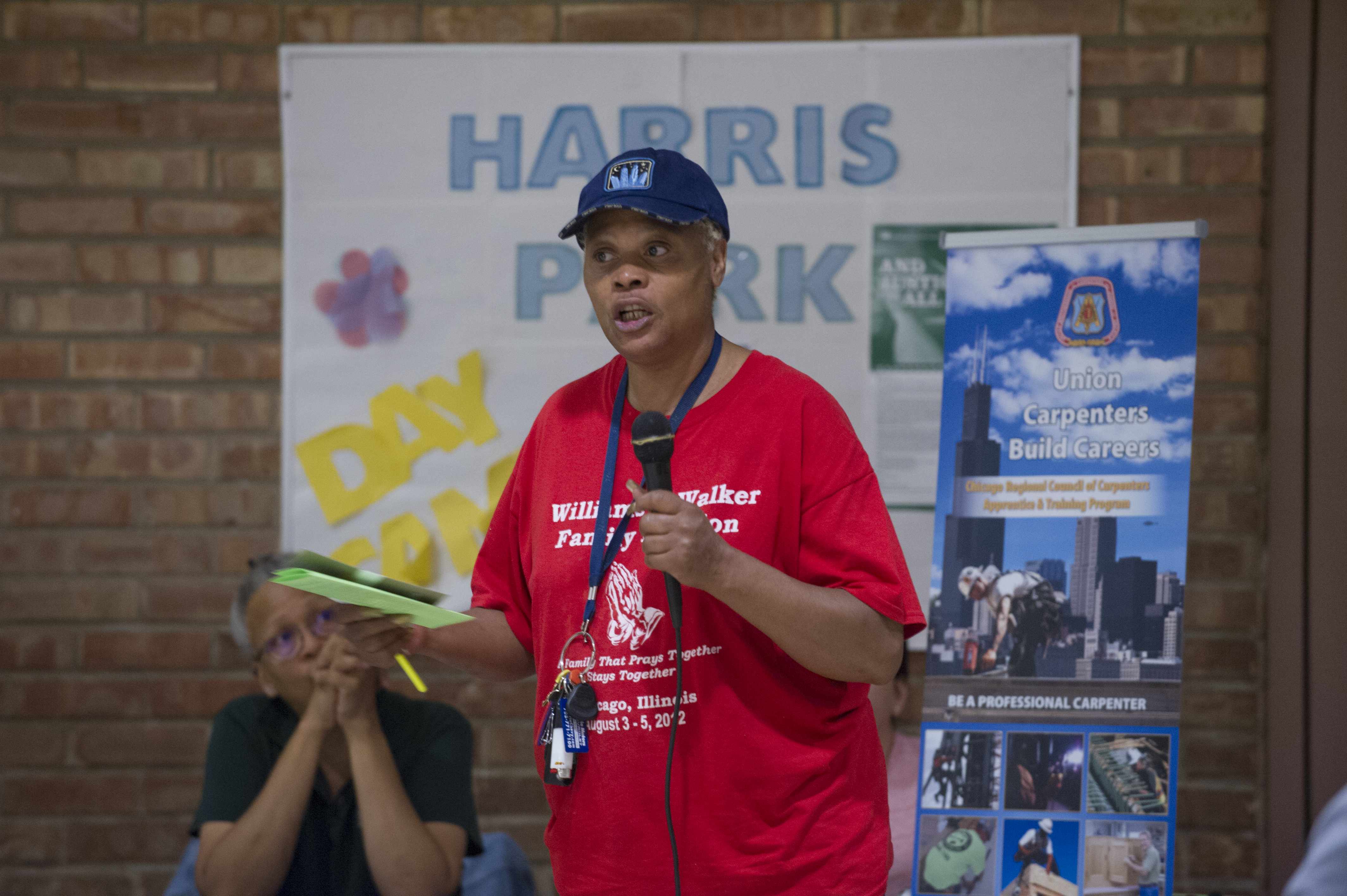 Obama Library South Side CBA Coalition Meeting - June 28, 2017 #007